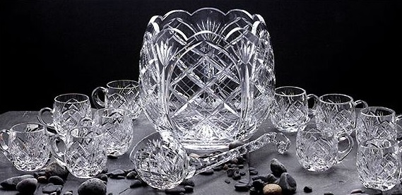irish crystal